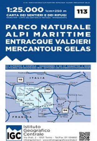 Parco naturale Alpi Marittime Entracque Valdieri Mercantour Gelas