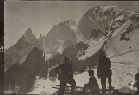[Riprese varie delle Alpi Cozie, Alpi Graie e Alpi Pennine]
