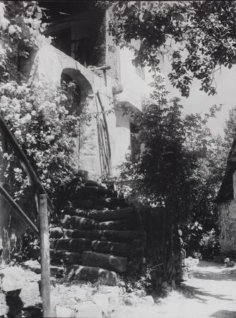 [La casa di Orlongo, 1920 circa]