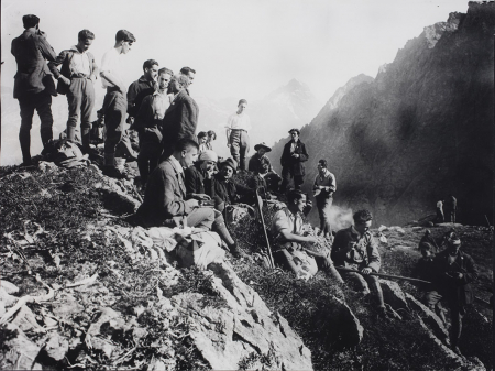 [Gruppo di alpinisti]