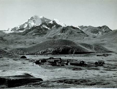 Huayna Potosi versante sud ovest