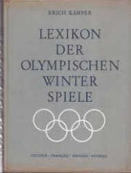 Encyclopaedia of the Olympic winter games
