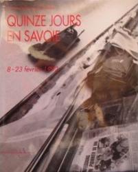 Quinze jours en Savoie, 8-23 février 1992
