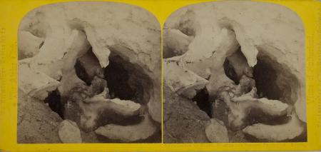 217.-Grotte de Glace, Glacier des Bossons, Chamounix. Savoie (1)