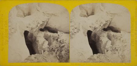 218.-Grotte de Glace, Glacier des Bossons, Chamounix. Savoie (2)