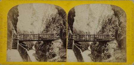58.-Gorge du Trient à Martigny. Suisse (1).
