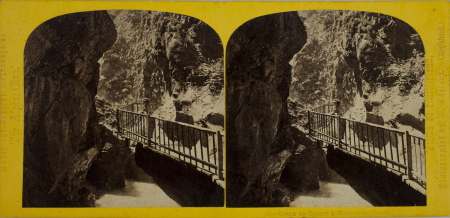 59.-Gorge du Trient à Martigny. Suisse (2).