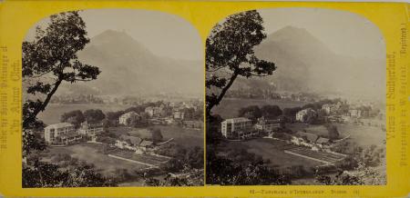 86.-Panorama d'Interlaken. Suisse. (4)