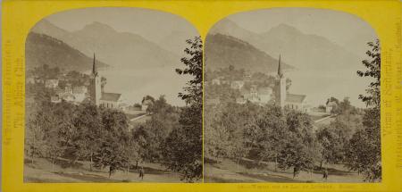 146.-Wiggis sur le Lac de Lucerne. Suisse. (2)