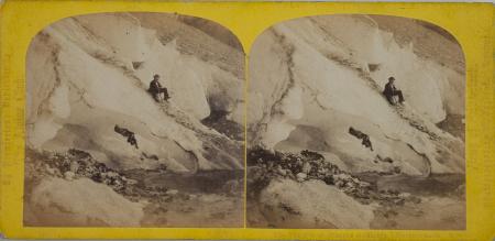 305.-Vue sur le Glacire supérieur à Grindelwald. Suisse.