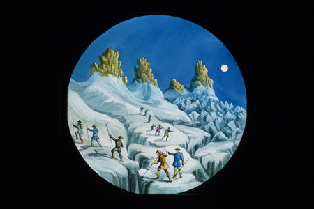 Grand Plateau by Moonlight N. 18