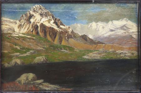 Lago Scuro, Viù