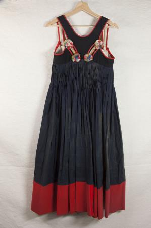 Costume tradizionale femminile di Fobello, Valsesia