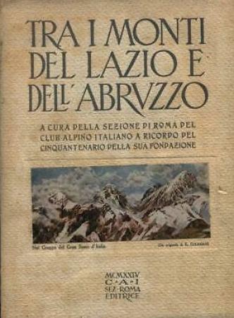 Tra i monti del Lazio e dell'Abruzzo