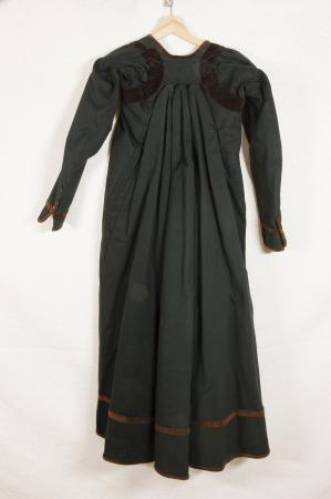Costume tradizionale femminile delle Valli Maira e Grana