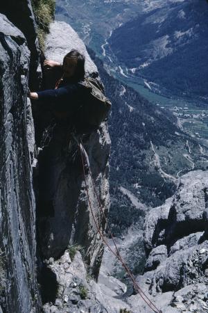 [Trentino Alto Adige, Gruppo del Catinaccio (parete est): Via Steger, Via Olimpia]