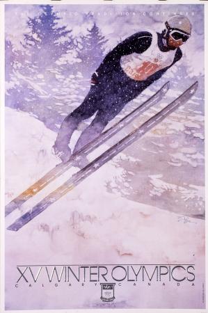 XV Winter olympics