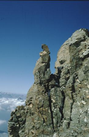 [Gruppo del Monte Bianco? – guglia]