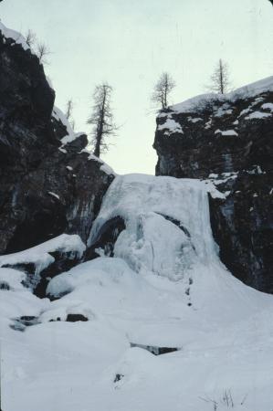 [Piemonte, Val d'Ala: Cascata di Rocca Tovo]