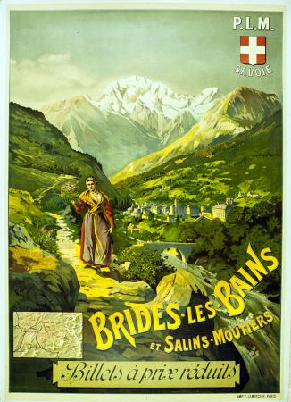 Brides-les-Bains et Salins-Moutiers