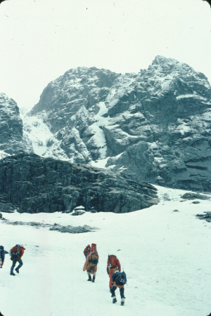 [Viaggio in Scozia: Ben Nevis, Zero Gully, The Curtain]