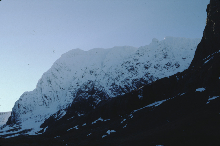 [Viaggio in Scozia: Ben Nevis, Orion Face]
