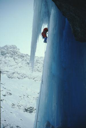 [Alpinismo su ghiaccio: Misticolonna, Vallone di Sea]