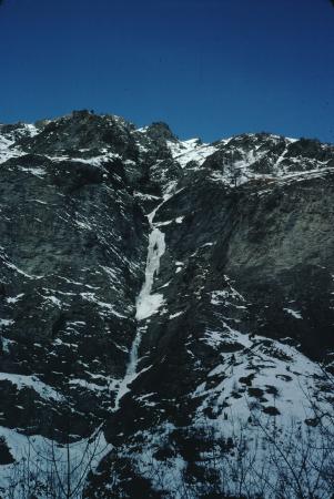 [Piemonte, Val di Susa]: Cascata della Brousse e Cascata di Rochemolles