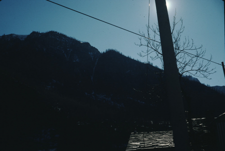 [Piemonte, Val Varaita: Cascata Ciucchinel]
