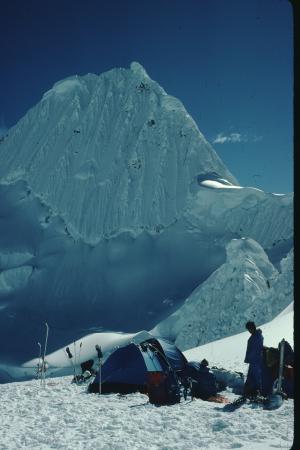 [Viaggio in Perù: Cordillera Blanca, Alpamayo]