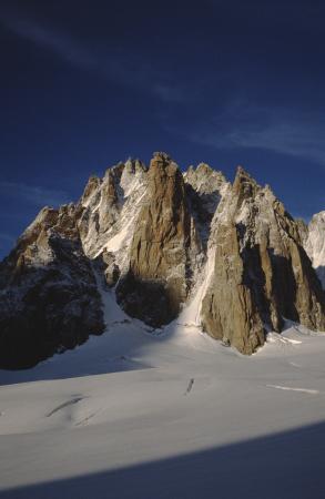 [Paesaggio del Monte Bianco: Capucin]