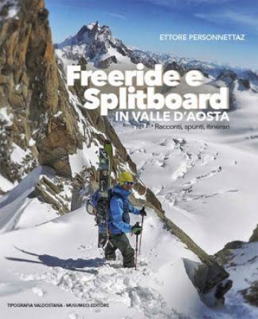 Freeride e splitboard in Valle d'Aosta