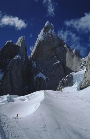 [Paesaggi della Patagonia: Fitz Roy e Cerro Torre]