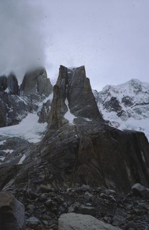 [Paesaggi della Patagonia in zone limitrofe al Fitz Roy e Cerro Torre]