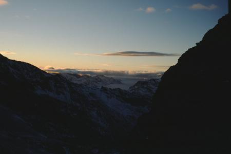 [Valle d'Aosta, Parete Nord del Gran Paradiso]