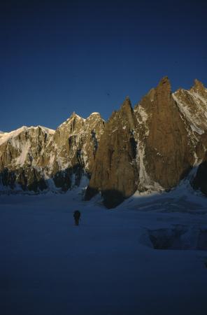 [Gruppo del Monte Bianco: Grand Capucin]