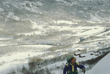 [Norvegia, zona non identificata: arrampicata su ghiaccio]