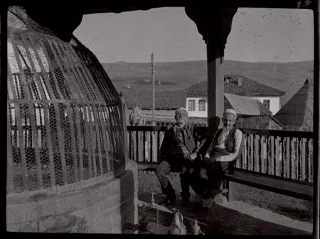 [Collezione del Dott. Mario Martinelli: paesaggi e ritratti in Albania, colonia estiva]
