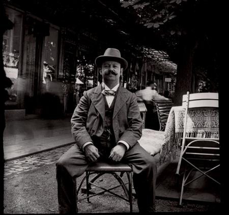 [Raccolta di negativi del fotografo meranese Ludwing Graf: ritratti, vedute urbane (paesaggi)
