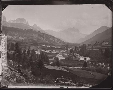"""[Franz Dantone """"Pascalin"""": Valle di Fassa, Dolomiti di Fassa e Dolomiti di Gardena]"""