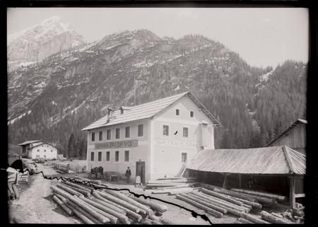 """[Franz Dantone """"Pascalin"""": Valle di Fassa e Dolomiti di Fassa]"""