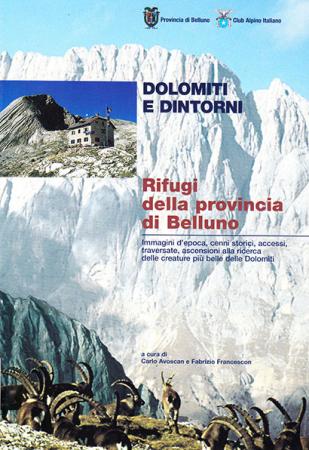 Rifugi della provincia di Belluno
