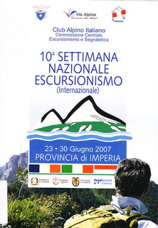 10. Settimana nazionale escursionismo internazionale