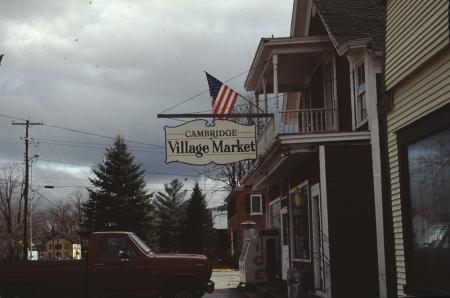 [Stati Uniti d'America, Vermont, Cambridge: area urbana]