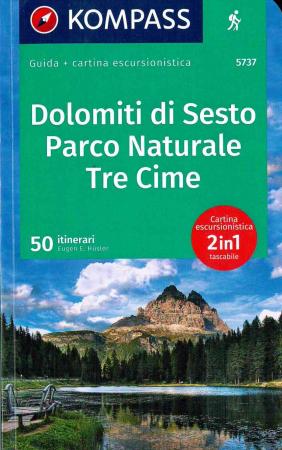 Dolomiti di Sesto, Parco naturale Tre Cime