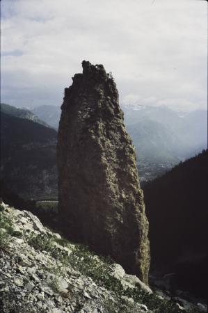 [Piemonte, Valle Stretta: Torre Virginia]