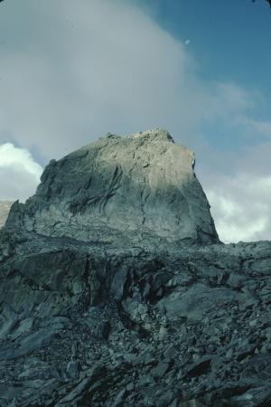 [Lombardia, Val Masino]: Punta Fiorelli, Punta della Sfinge, Cengalo
