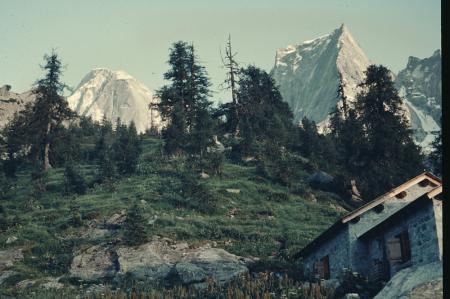 [Lombardia e Svizzera, Val Masino e Val Bregaglia]: Pizzo Badile e Cengalo