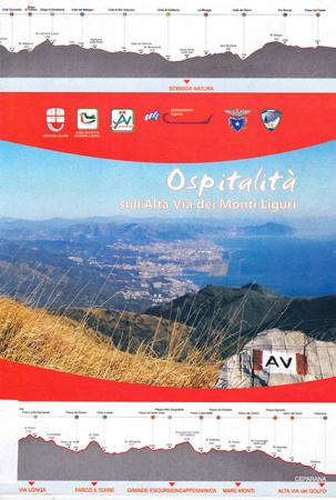 Ospitalità sull'Alta Via dei Monti Liguri