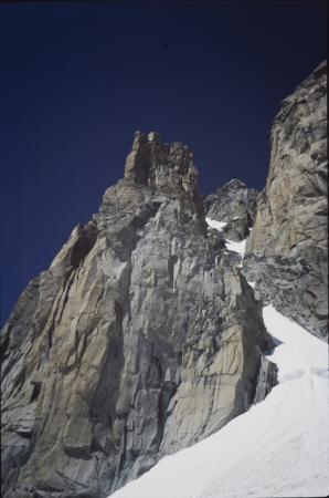 [Gruppo del Monte Bianco: Chandelle du Tacul e altre zone non identificate]